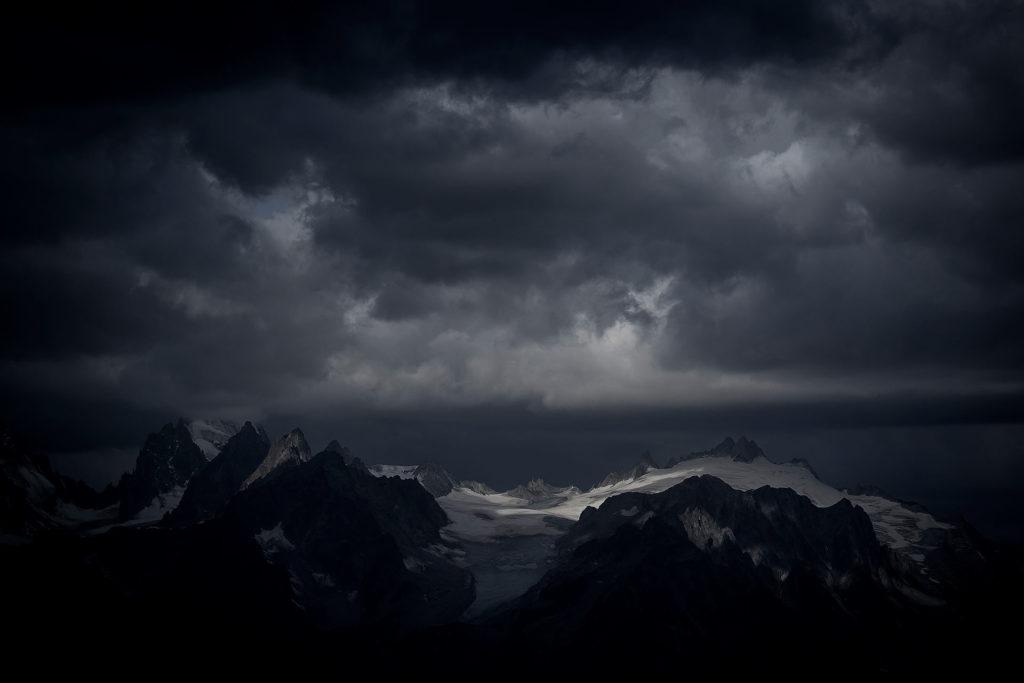 Photographie d'art Michel d'Oultremont Belgique animaux montagne